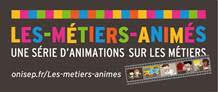les metiers animes